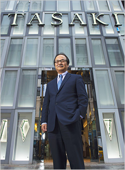 Board Director and CEO / Toshikazu Tajima